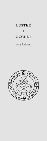 luster + occult
